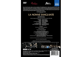 VARIOUS, Accentus, Insula Orchestra - La Nonne sanglante  - (DVD)