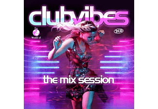 VARIOUS - Club Vibes-The Mix Session  - (CD)