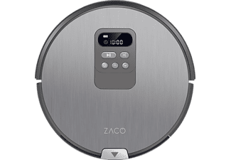 ZACO Saug- und Wischroboter V80, Grau