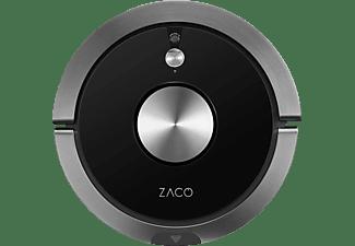 ZACO Saug- und Wischroboter A9s, Schwarz (App-Steuerbar)