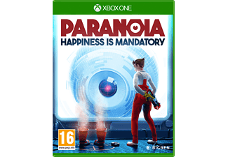 Paranoia: Happiness is Mandatory NL/FR Xbox One