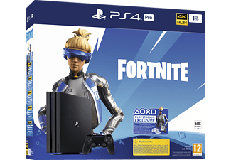 SONY PS4 PRO 1TB: Fortnite Neo Versa Bundle
