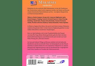 Malaysia Entdecken DVD