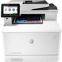 HP Color LaserJet Pro MFP M479  HP ImageREt 3600, PANTONE®-kalibriert Multifunktionsdrucker WLAN