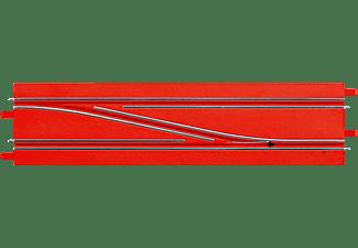 CARRERA (TOYS) Weiche rechts Zubehör für Rennbahnen, Mehrfarbig