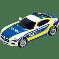 "CARRERA (TOYS) Digital 143 Mercedes-AMG GT Coupé ""Polizei"" Modellspielzeugauto, Mehrfarbig"