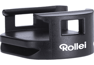 ROLLEI DJI Osmo Pocket, Actioncam Halterung, Schwarz