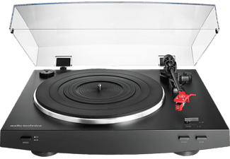 AUDIO TECHNICA Platenspeler Zwart  (AT-LP3BK)