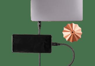 ADAM ELEMENTS CASA C100+ USB-C Kabel, Schwarz