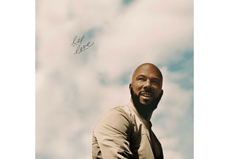 Common - Let Love  - (Vinyl)