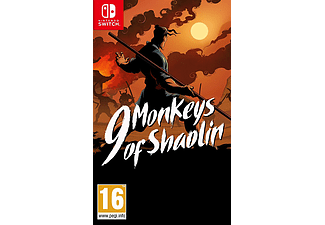 Switch - 9 Monkeys of Shaolin /I
