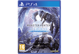 Monster Hunter World: Iceborne Master Edition NL/FR PS4
