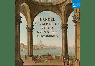 Martino Noferi, Il Rossignolo - Complete Solo Sonatas  - (CD)