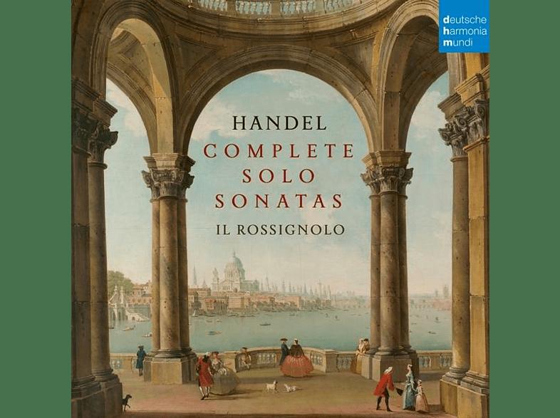 Martino Noferi, Il Rossignolo - Complete Solo Sonatas [CD]