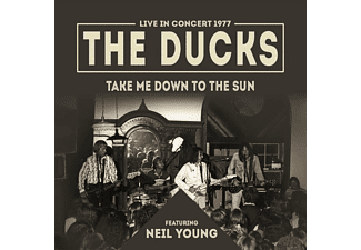 Ducks, Neil Young - Take Me Down To The Sun  - (Vinyl)