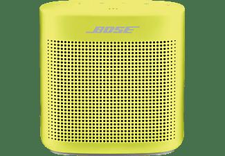 BOSE Soundlink Color BT II Bluetooth Lautsprecher, Yellow/Citron