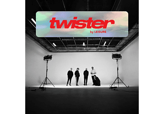Leisure - Twister  - (CD)