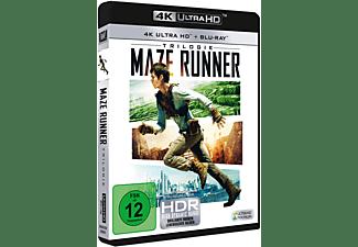 Maze Runner Trilogie 4K Ultra HD Blu-ray + Blu-ray