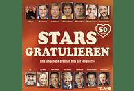 VARIOUS - Stars gratulieren und singen die größten Hits [CD]