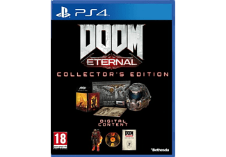 Doom Eternal - Collectors Edition FR PS4