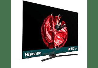 "TV OLED 55"" - Hisense 55O8B, Ultra HD 4K HDR Dolby Vision, Dolby Atmos, Smart TV VIDAA U3.0 Ai"