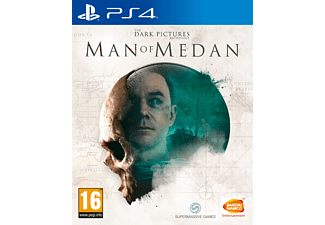 Dark Pictures Man of Medan für PlayStation 4