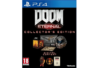 Doom Eternal - Collector's Edition UK PS4