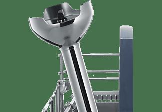 BOSCH MSM24100 CleverMixx Stabmixer Weiß/Dunkelrot (400 Watt)