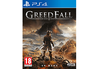 PS4 - GreedFall /F