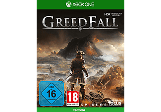 Xbox One - GreedFall /F