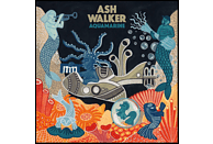 Ash Walker - Aquamarine (Ltd.180g Teal Virgin Vinyl LP) [Vinyl]
