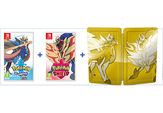 Pokémon Sword + Shield Limited Edition NL Switch
