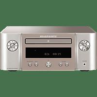 MARANTZ M-CR 412 Hifi Receiver (CD, DAB+, DAB, FM, Bluetooth, Netzwerk, USB, Silbergold)