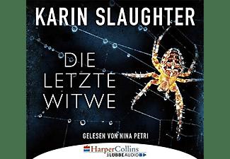 Slaughter Karin - Georgia-Reihe 7: Die letzte Witwe  - (CD)