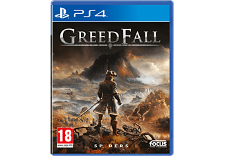 Greedfall NL/FR PS4