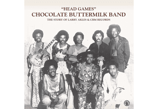 Chocolate Buttermilk Band - HEAD GAMES -THE STORY OF LARRY AKLE  - (CD)