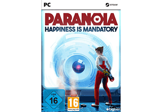 Paranoia: Happiness is Mandatory - [PC]