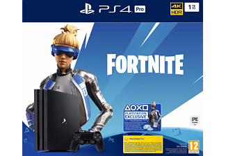 SONY PlayStation 4 Pro 1TB: Fortnite Neo Versa Bundle