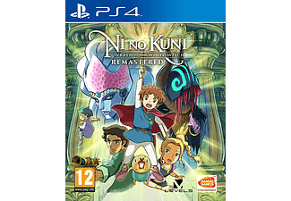 Ni No Kuni: Wrath Of The White Witch Remastered UK PS4