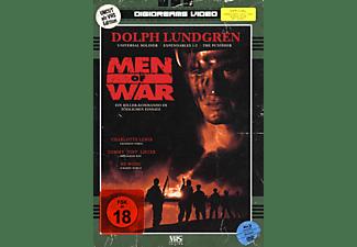 Men of War - Limited Mediabook VHS Edition/Uncut (+ DVD: Men of War) (+ Bonus: Sabotage DVD und Blu-ray)  Blu-ray + DVD