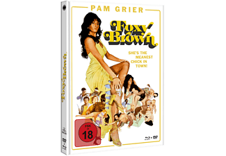 Foxy Brown - Limitiertes Mediabook auf 1000 Stück (+ DVD) Blu-ray + DVD