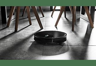 Robot aspirador - Cecotec Conga 1090 Connected, 2600 mAh, 6 Programas, Negro