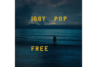 Iggy Pop - Free  - (Vinyl)