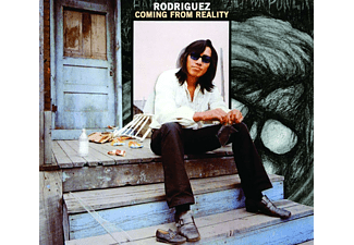 Rodriguez - COMING FROM REALITY  - (CD)
