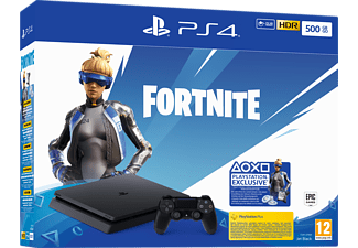SONY PS4 500 GB μαζί με Fortnite