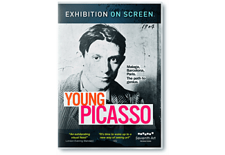 Young Picasso DVD