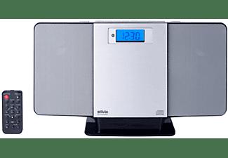 SILVA Kompaktanlage SMV 600, silber