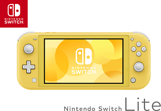 NINTENDO Switch Lite Yellow + Super Mario 3D Allstars