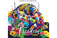 Devon & Jah Brothers - Freedom Fighta [CD]