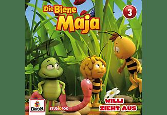 Biene Maja - 03/Willie zieht aus (CGI)  - (CD)